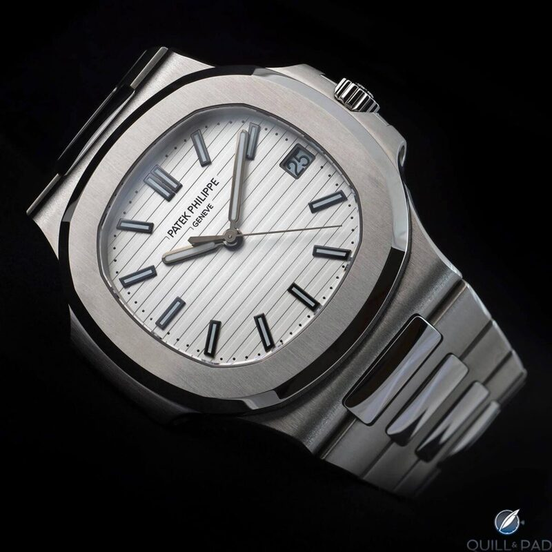 Why The Patek Philippe Nautilus Is King: A Collector Weighs In   Quill & Pad