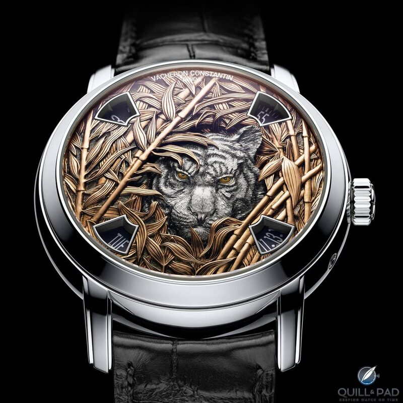 Wild Things! Vacheron Constantin Introduces One-Of-A-Kind Les Cabinotiers Mécaniques Sauvages Watches   Quill & Pad