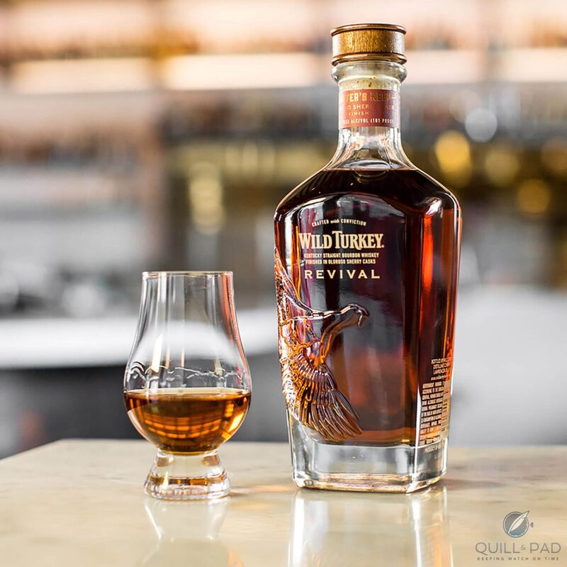 Wild Turkey Master's Keep: A Great Bourbon For Drinking Now - Reprise | Quill & Pad