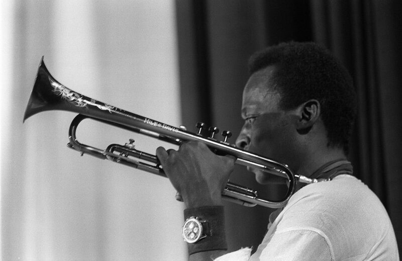 Wrist Watching: Miles Davis, Virtuoso Jazz Trumpeter, And His Jaeger-LeCoultre Memovox GT   Quill & Pad