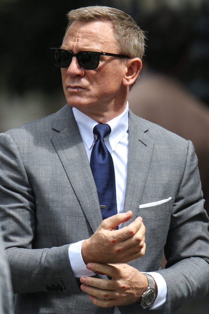 Wrist Watching: Update On 007's Potential Omega Seamaster On The Wrist Of Daniel Craig In The As Yet Untitled 'Bond 25' | Quill & Pad