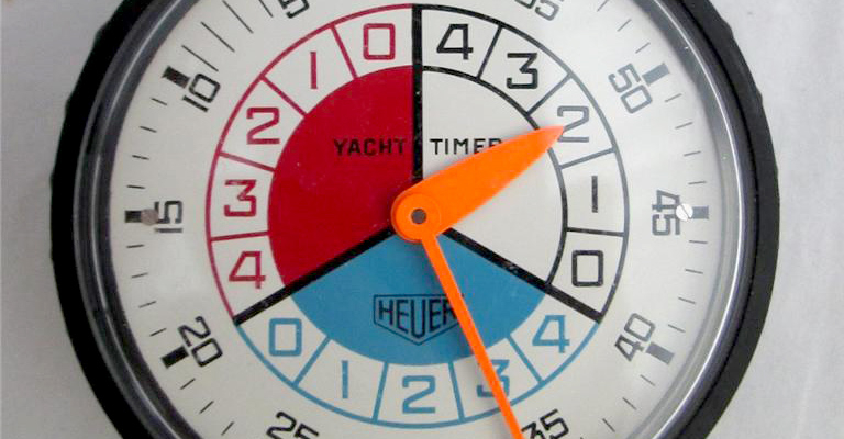 Yachting Timers & Watches