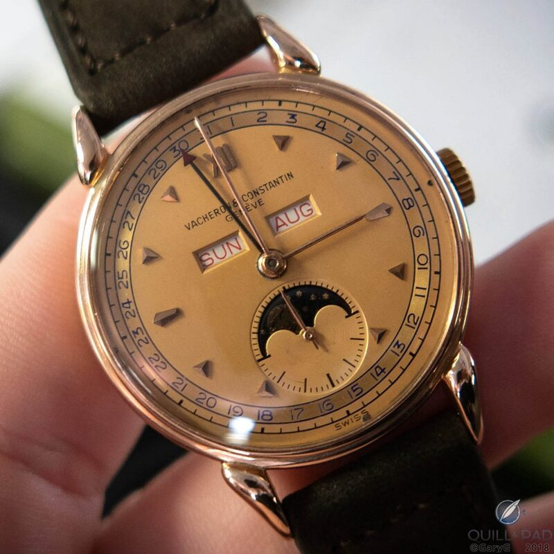 You Are There: 2018 November Geneva Watch Auctions And Grand Prix d'Horlogerie De Genève | Quill & Pad